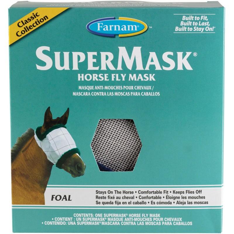 SuperMask II Horse Fly Mask