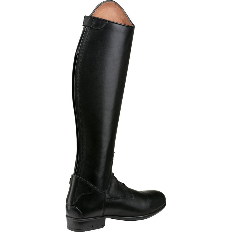 Equi-Theme Primera Leather Tall Boots Black
