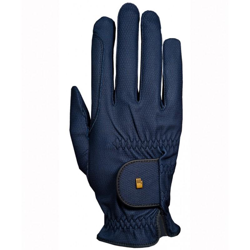 Roeckl Roeck-Grip Unisex Riding Gloves Marine