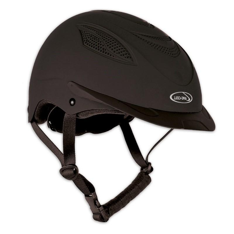 Lamicell Ventex Riding Helmet Black